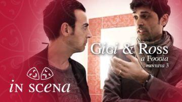In Scena. Puntata 3. Simona Ianigro Intervista Gigi E Ross Al Teatro Umberto Giordano. La Tua Tv