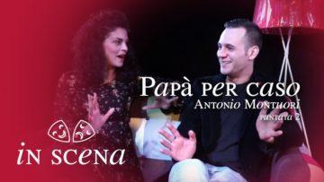 In Scena. Puntata 2. Simona Ianigro Con Antonio Montuori Al Teatro San Pio X Di Lucera. La Tua Tv