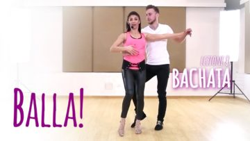 Tutorial Di Ballo. Bachata. Lezione 8. La Tua TV.