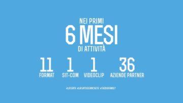 I Primi 6 Mesi De La Tua Tv: La Web Tv Di Tutti. I Format, Le Visualizzazioni E I Record.