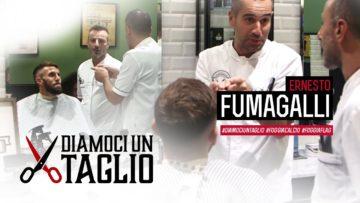 Diamoci Un Taglio. 1 Puntata. Ospite: Il Portiere Del Foggia Calcio Ermanno Fumagalli. La Tua Tv