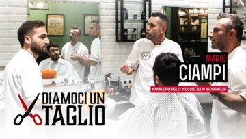 Diamoci Un Taglio. 2 Puntata. Ospite: L'addetto Stampa Del Foggia Calcio Mario Ciampi. La Tua Tv