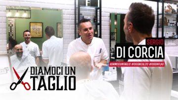 Diamoci Un Taglio. 4 Puntata. Ospite: L'ex Allenatore Del Foggia Calcio Sergio Di Corcia. La Tua Tv