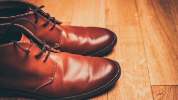 Brown Shoes 1150071